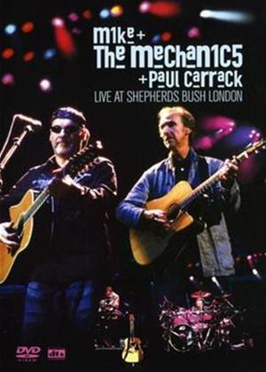 Rent Mike and the Mechanics and Paul Carrack: Live at Shepherds Bush Online DVD Rental