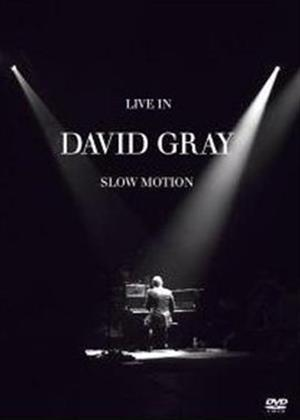 David Gray: Live in Slow Motion Online DVD Rental