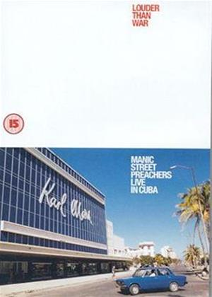 Manic Street Preachers: Louder Than War Online DVD Rental
