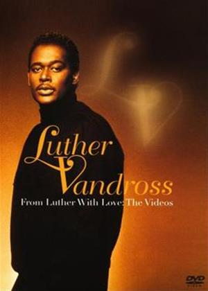 Rent Luther Vandross: From Luther with Love: The Videos Online DVD Rental