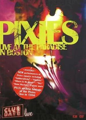 Pixies: Club Date: Live at the Paradise in Boston Online DVD Rental