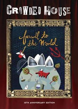 Crowded House: Farewell to the World Online DVD Rental