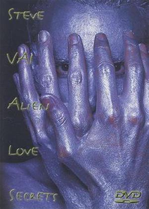Rent Steve Vai: Alien Love Secrets Online DVD Rental