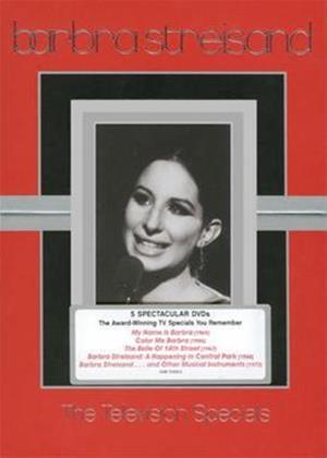 Rent Barbra Streisand: The Television Specials Online DVD Rental