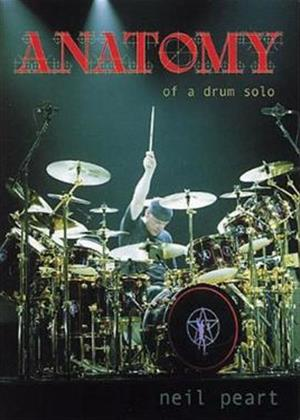 Rent Neil Peart: Anatomy of a Drum Solo Online DVD Rental