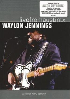 Rent Waylon Jennings: Live from Austin, TX Online DVD Rental