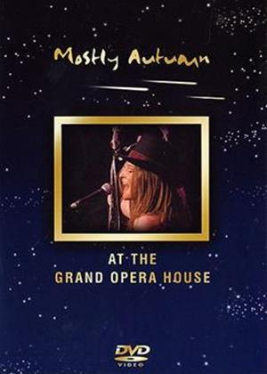 Rent Mostly Autumn: Live at the Grand Opera House Online DVD Rental