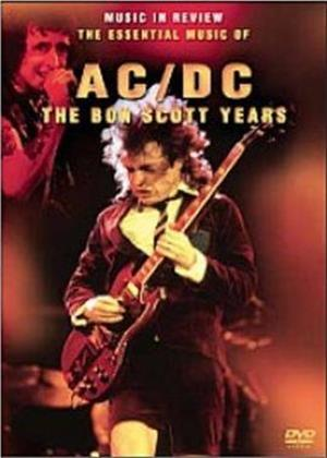 AC/DC: Music in Review: The Bon Scott Years Online DVD Rental
