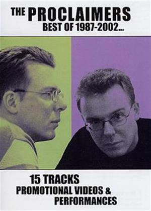 Rent The Proclaimers: The Best of 1987-2002 Online DVD Rental