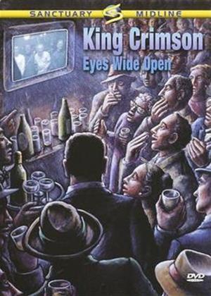 Rent King Crimson: Eyes Wide Open Online DVD Rental