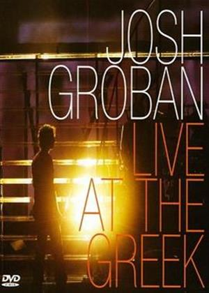 Josh Groban: Live at the Greek Online DVD Rental