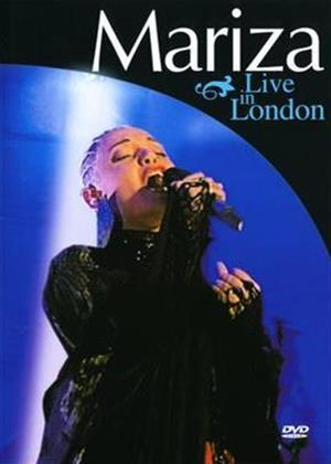 Mariza: Live in London Online DVD Rental