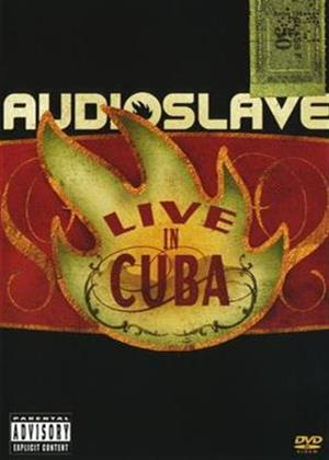 Audioslave: Live in Cuba Online DVD Rental