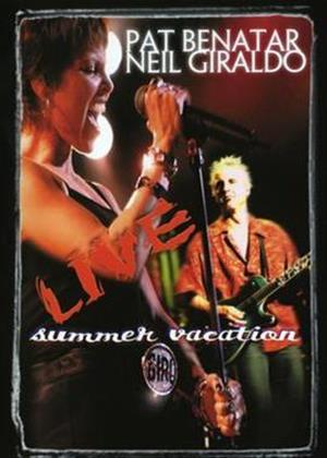 Pat Benatar: Live: The Summer Vacation Tour Online DVD Rental