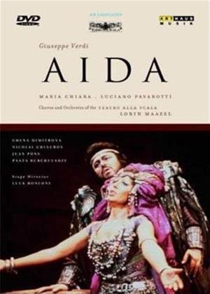 Verdi: Aida: La Scala Online DVD Rental