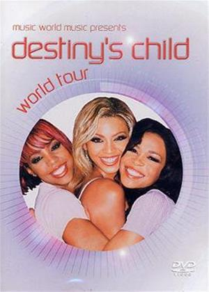 Rent Destiny's Child: Music World Music Presents Destiny's Child Online DVD Rental