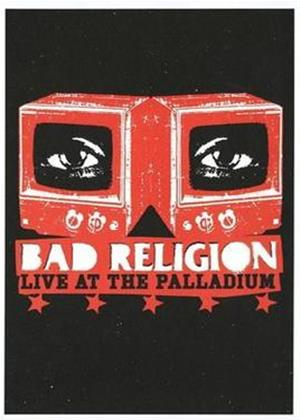 Bad Religion: Live at the Palladium Online DVD Rental