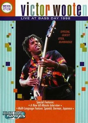 Victor Wooten: Live at Bass Day Online DVD Rental