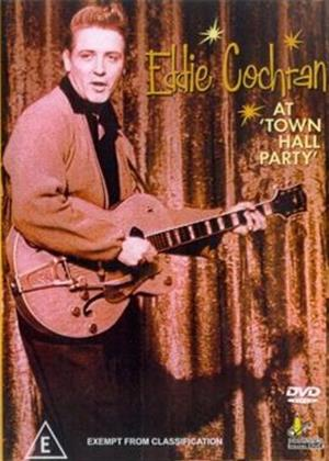 Rent Eddie Cochran: At Town Hall Party Online DVD Rental