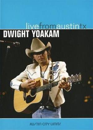 Dwight Yoakam: Live from Austin, TX Online DVD Rental