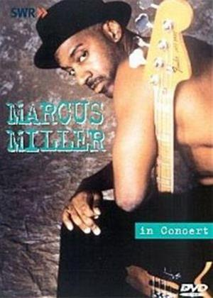 Marcus Miller: In Concert Online DVD Rental