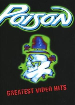 Poison: Greatest Video Hits Online DVD Rental