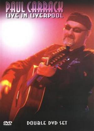Paul Carrack: Live in Liverpool Online DVD Rental