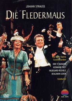 Johann Strauss: Die Fledermaus: Placido Domingo Online DVD Rental
