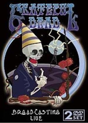 Grateful Dead: Broadcasting Live Online DVD Rental