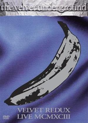 Velvet Underground: Live MCMXCIII Online DVD Rental