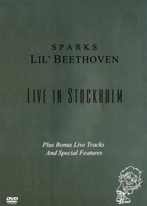 Sparks: Lil' Beethoven: Live in Stockholm Online DVD Rental