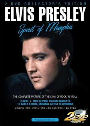 Rent Elvis Presley: Spirit of Memphis Online DVD Rental