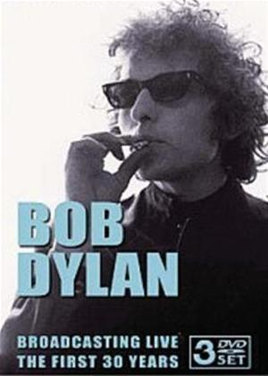 Bob Dylan: Broadcasting Live: The First 30 Years Online DVD Rental