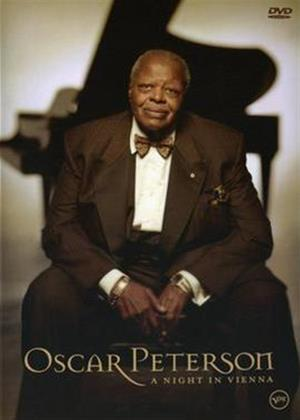 Rent Oscar Peterson: Live in Vienna Online DVD Rental