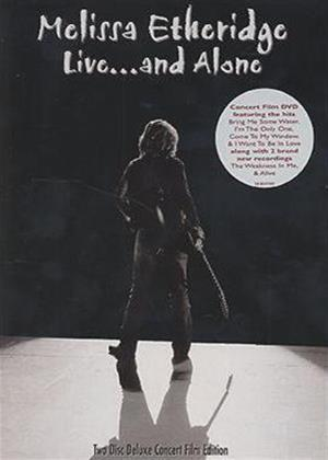 Rent Melissa Etheridge: Live and Alone Online DVD Rental