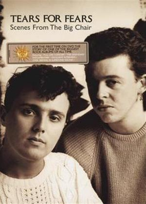 Tears for Fears: Scenes from the Big Chair Online DVD Rental