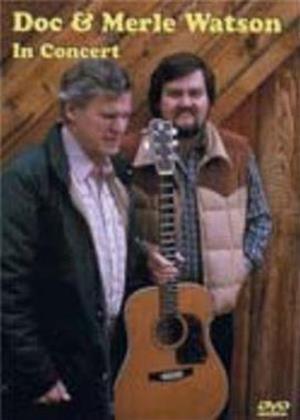 Rent Doc and Merle Watson in Concert Online DVD Rental
