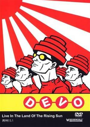 Devo: Live in Japan Online DVD Rental