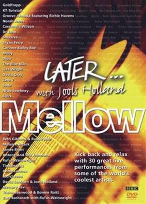 Later: Mellow Online DVD Rental