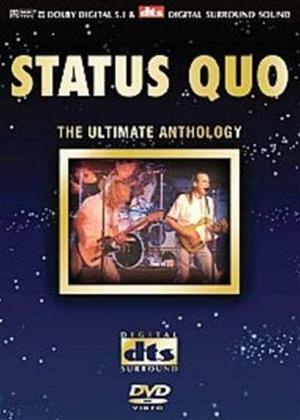 Status Quo: The Ultimate Anthology Online DVD Rental