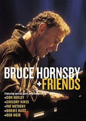 Rent Bruce Hornsby and Friends: 1995 Concert with Don Henley Online DVD Rental