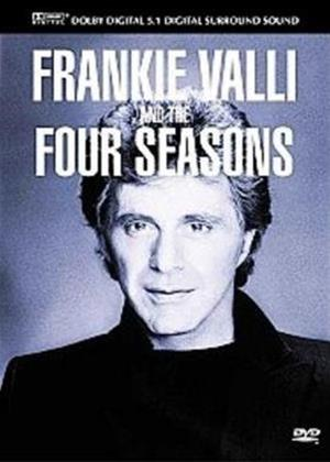Frankie Valli and the Four Seasons: In Concert Online DVD Rental