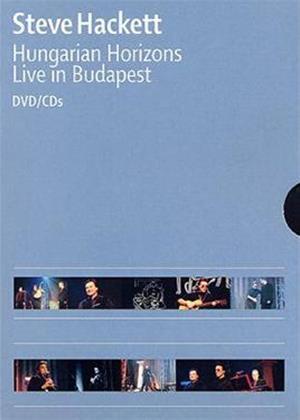 Steve Hackett: Hungarian Horizons: Live in Budapest Online DVD Rental