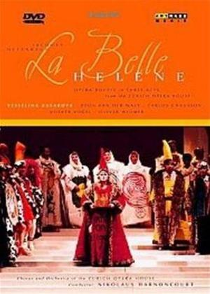 Rent Offenbach: La Belle Helene: Theatre Musical De Paris Online DVD Rental