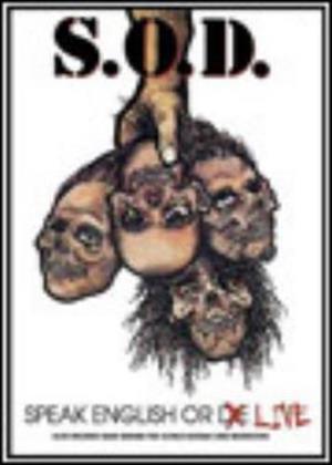 S.O.D.: Speak English or Live Online DVD Rental