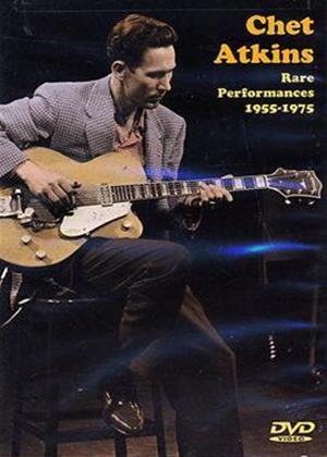 Chet Atkins: Rare Performances 1955-1975 Online DVD Rental