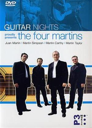 Guitar Nights: The Four Martins Online DVD Rental