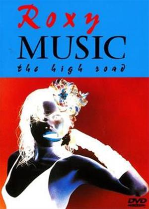 Roxy Music: The High Road: Live Concert Online DVD Rental