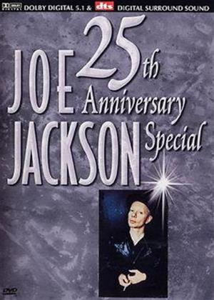 Joe Jackson: 25th Anniversary Special Online DVD Rental