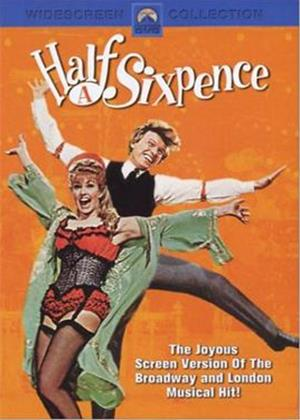 Rent Half a Sixpence Online DVD Rental